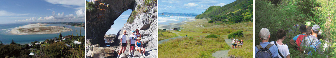 Mangawhai – the Walking Capital of the North