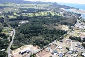 37 hectares of the Mangawhai Community Park