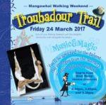 Troubadour Trail 2017