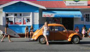 Waipu cove store icecreams