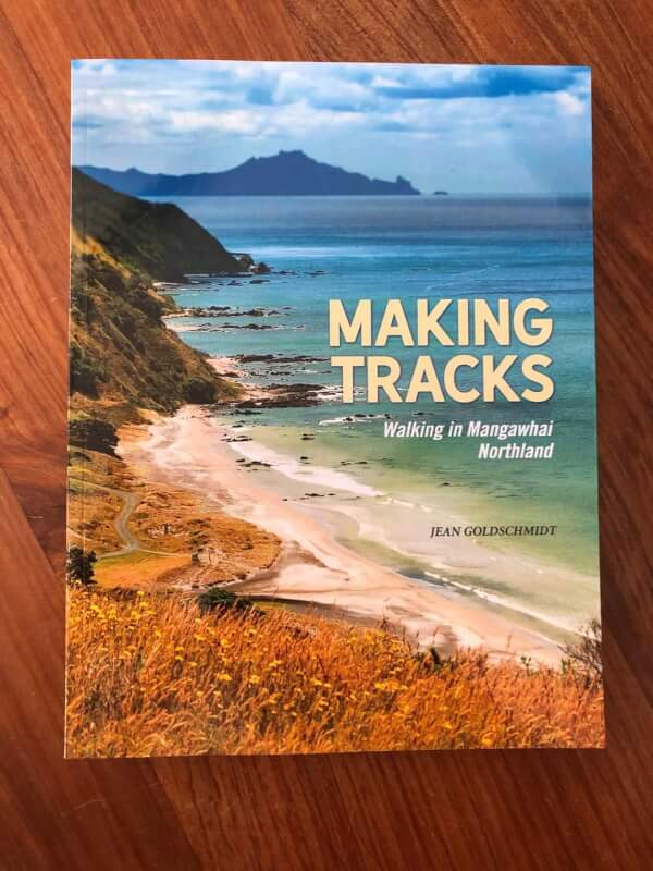 Jean Goldsmiths Book Making Tracks