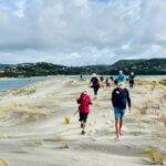 Mangawhai walking weekend 2021 Distal Spit